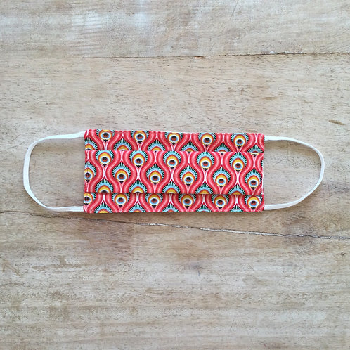 Masque Oeil rouge Taille XS