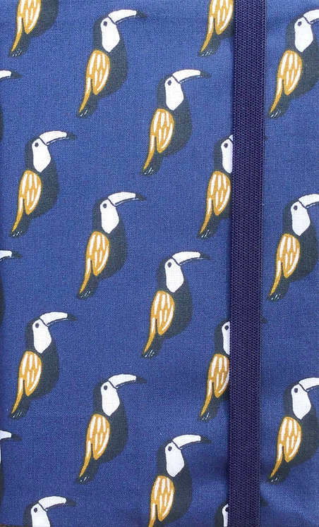 Toucan fond marine