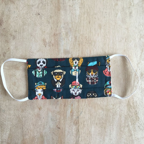 Masque Cats and dogs Taille L
