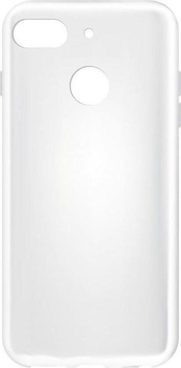 General Mobile Transparant TPU Cover GM8 Go - tranparant