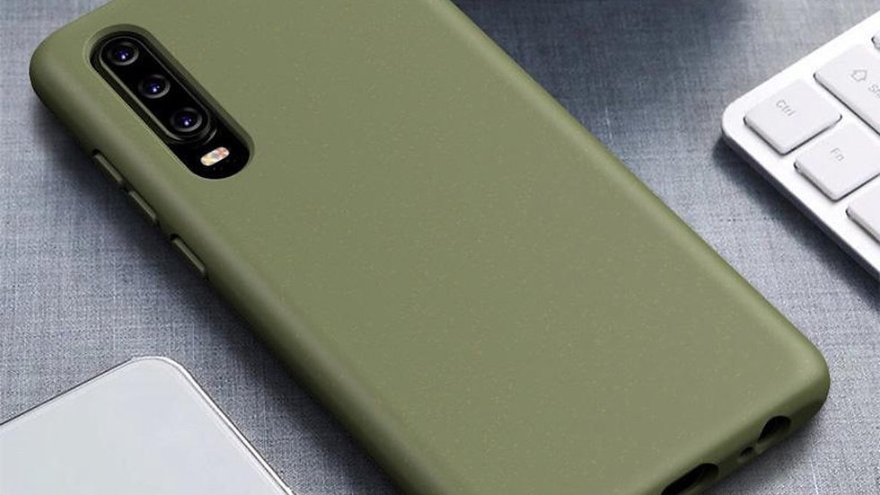 Huawei P30 - 100% biologisch afbreekbaar telefoon hoesjes