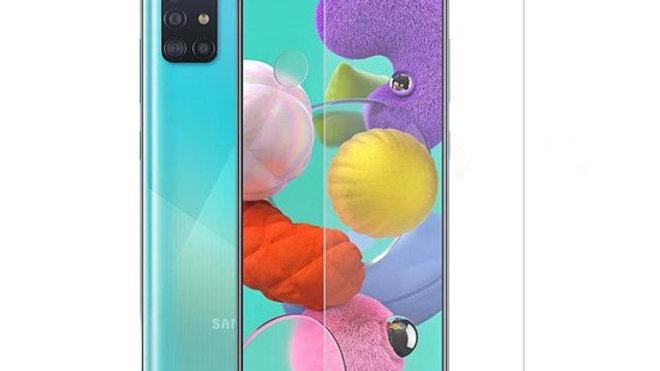 Samsung A20e Tempered glass screen protector