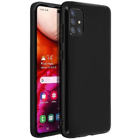 Samsung A51 Siliconen Case