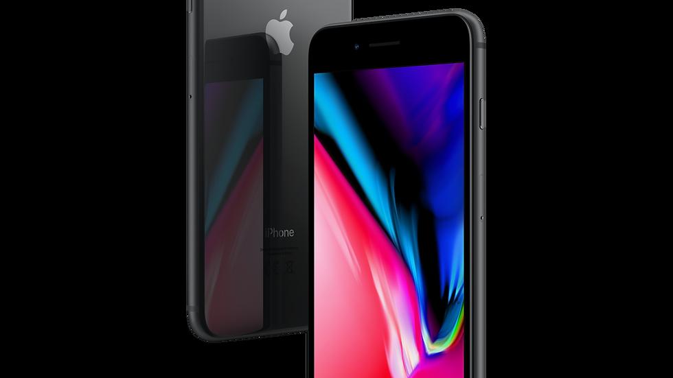 Refurbished iPhone 8 PLUS   2 jaar garantie