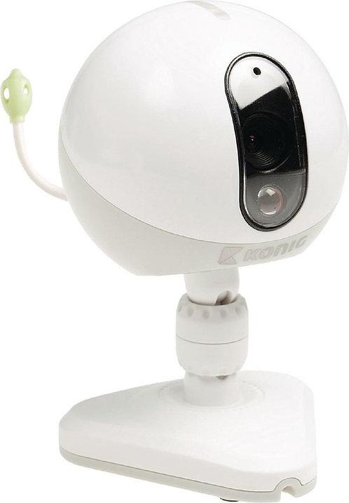 Konig - IP camera babyfoon - Audio en video - Baby camera - Draadloos