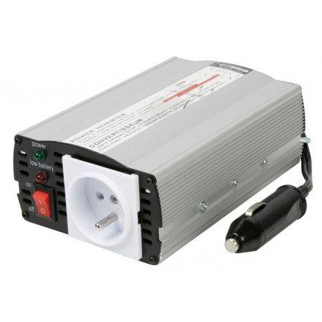 Inverter omvormer Sinusgolf 24 VDC - AC 230V 150W
