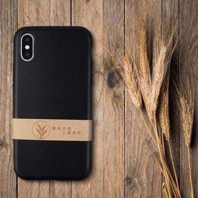 iPhone XS max - 100% biologisch afbreekbaar telefoonhoesjes