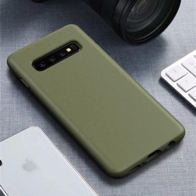 Samsung S20+ - 100% biologisch afbreekbaar telefoon hoesjes