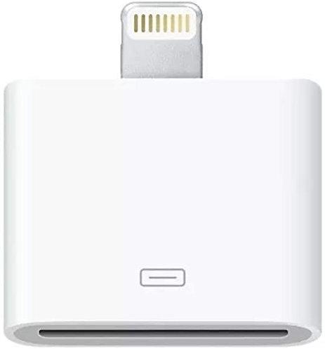 30 Pin Naar Lightning (8 Pin) Kabel Adapter – Voor Apple / Ipad / iPhone