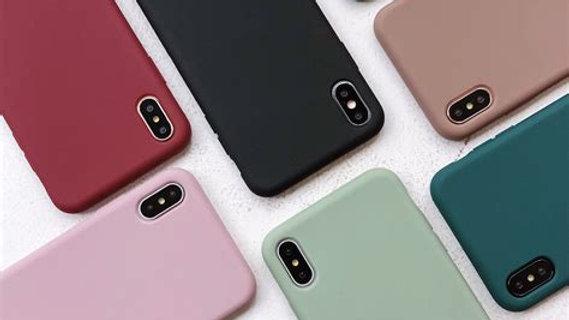 iPhone X/XS Siliconen Case