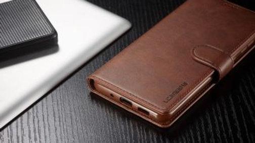 Samsung S10E - Vintage leren hoesje