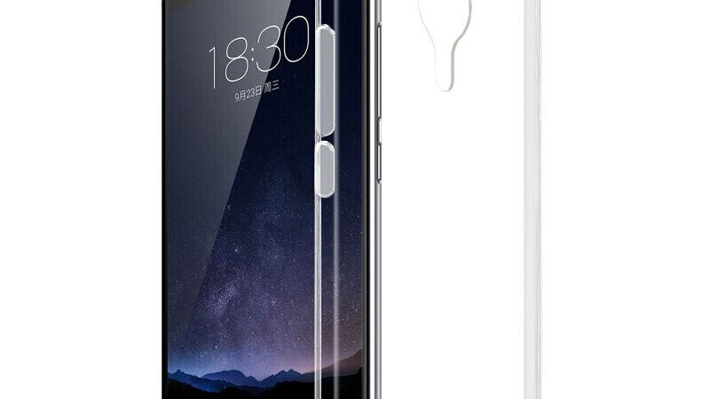 Meizu M5C cover case zwart