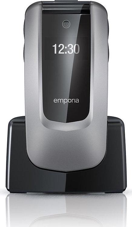 Emporia Comfort Senioren Mobiele Telefoon | Blauw | Grijs | Champagne