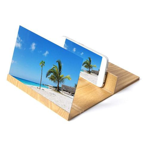 Mobiele telefoon Schermvergroter 3D HD Videoversterker | telefoonhouder
