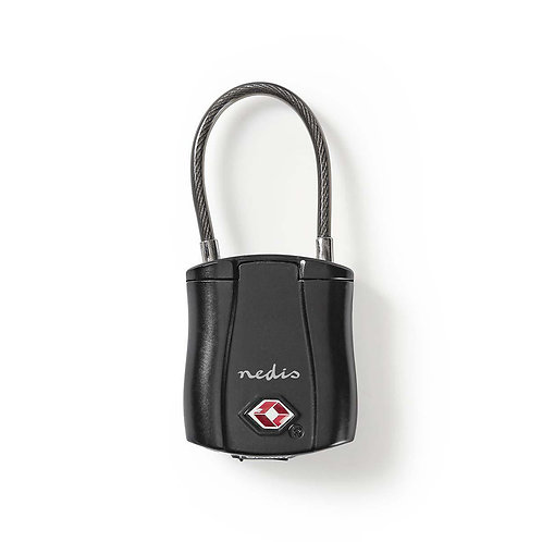 Bluetooth-luggage lock Sleutelloze bediening | TSA-slot | Tracking | Oplaadbaar