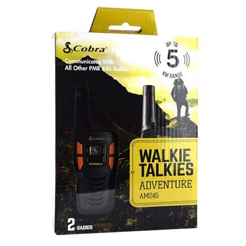 Walkie Talkies Adventure | Cobra
