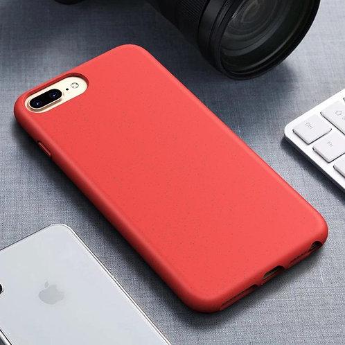 iPhone 6+/7+/8+ - 100% Biologisch Afbreekbaar Telefoonhoesje