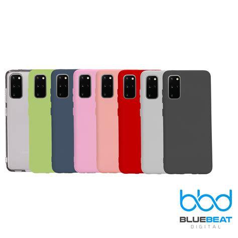 Samsung S20+ Siliconen Case