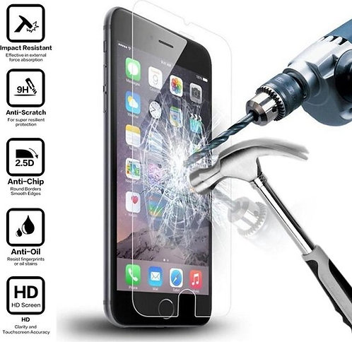 iPhone 5/5S/5C/5SE Tempered glass screen protector
