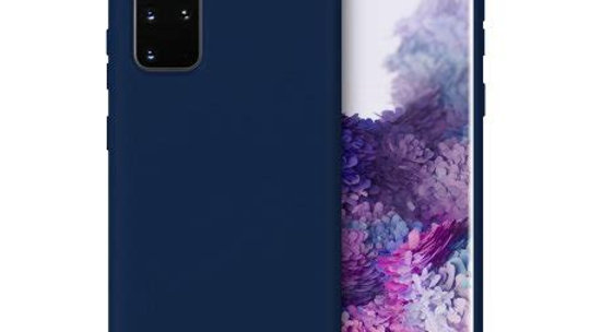 Samsung S20 Plus Siliconen Case