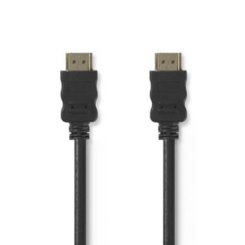 High Speed HDMI™-Kabel met Ethernet | HDMI™-Connector - HDMI™-Connector