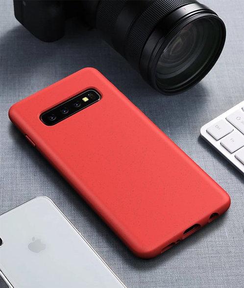 Samsung S10 plus - 100% biologisch afbreekbaar telefoon hoesjes