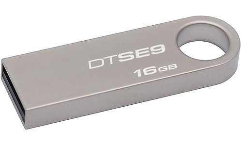 Kingston USB 2.0 Flashstation - 16 GB