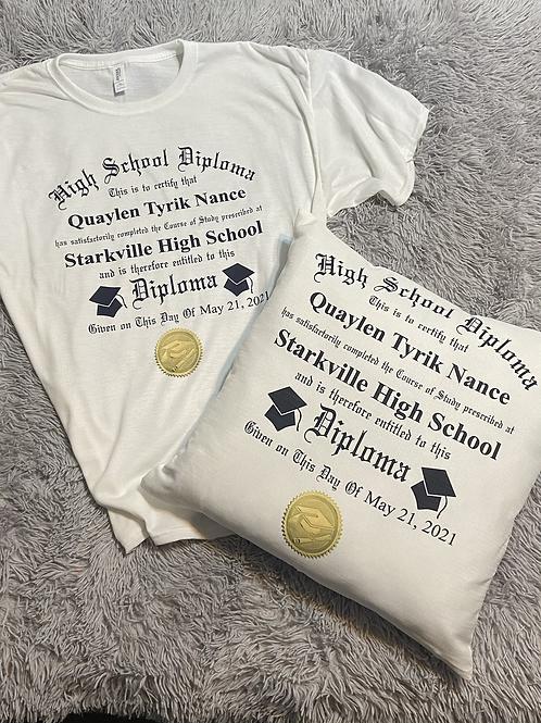 Graduation KeepSake