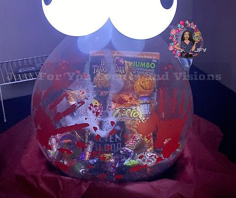 Halloween Stuffed Balloon/You've Been Boo'd