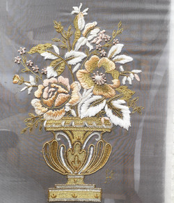 Embroidery Level ⅛ Flowers - Lesage