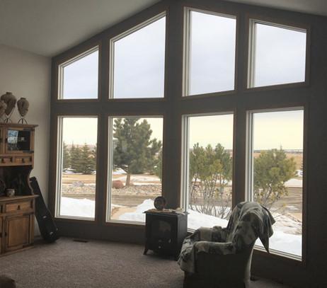 Window Wall Before