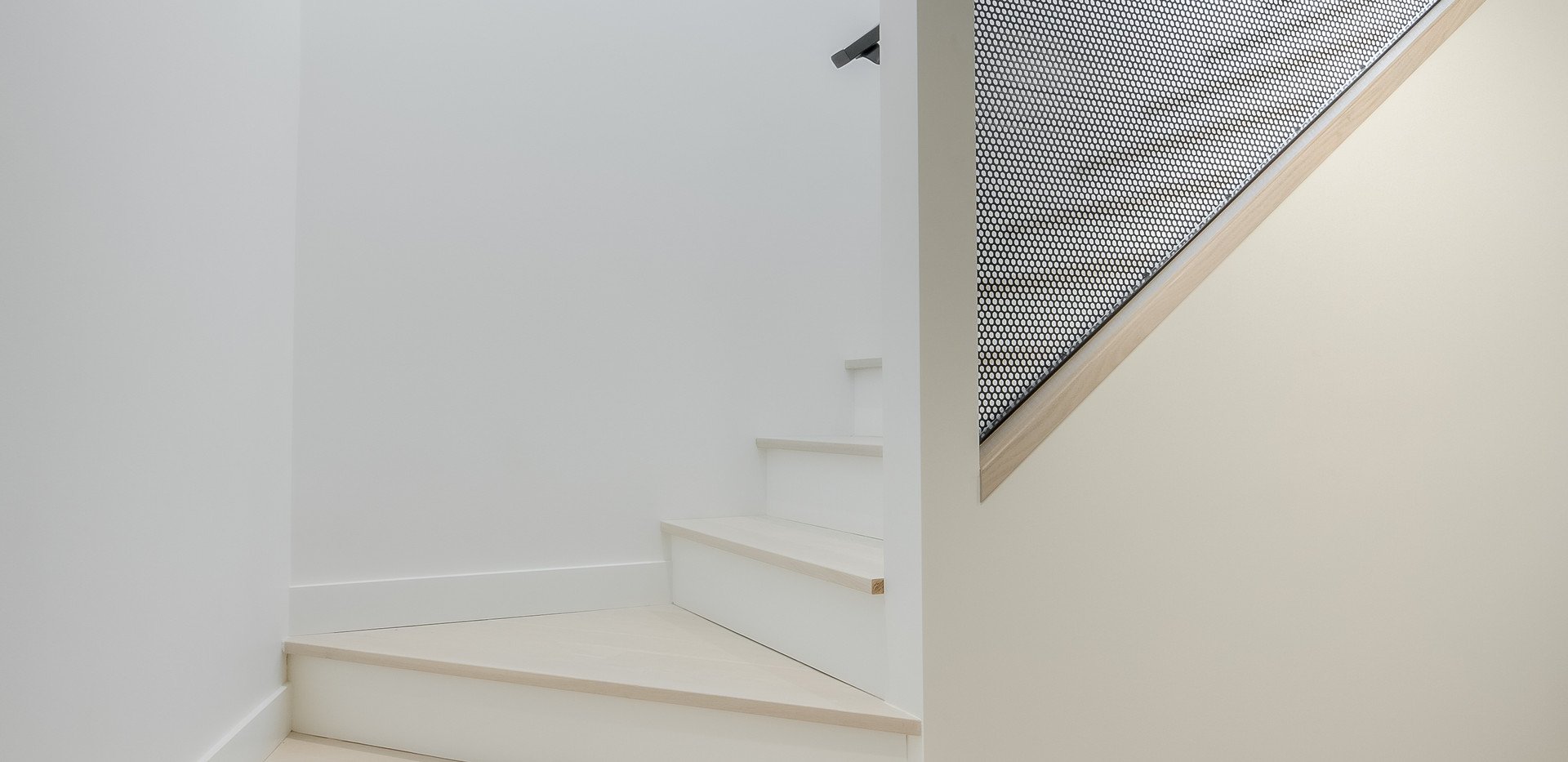 New Stairwell After 1