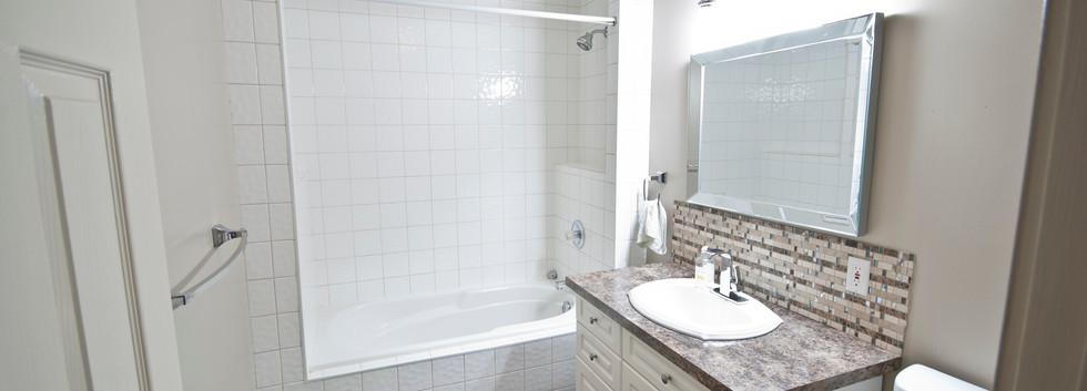 Main Bathroom After