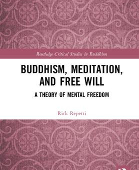 Meet the Author Podcast: Buddhism, Meditation & Free Will