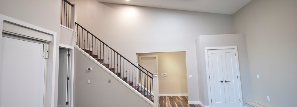 Elevator/Stairwell Wall After 2