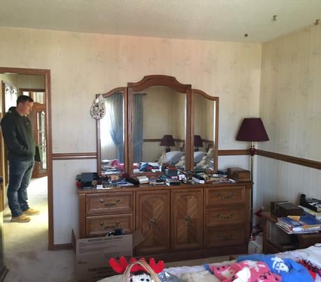 Master Bedroom/Ensuite Before 1