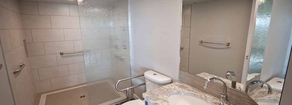 Accessible Bathroom After