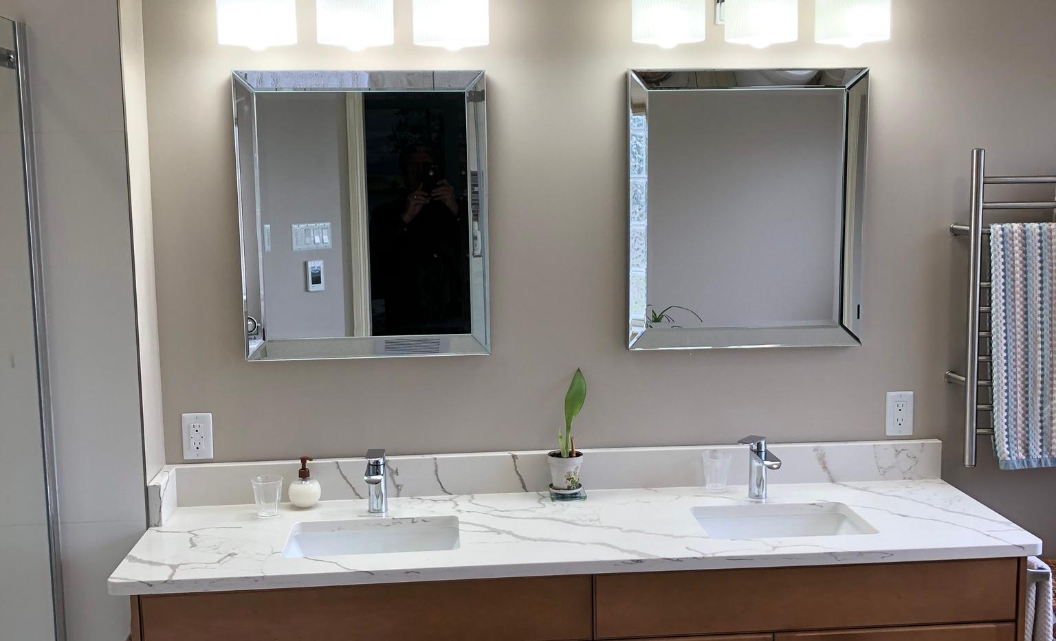 Vanity After 1