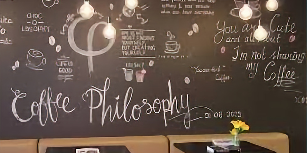 Philosophy Cafe: Does Everyone Need a Philosophy of Life? (1)