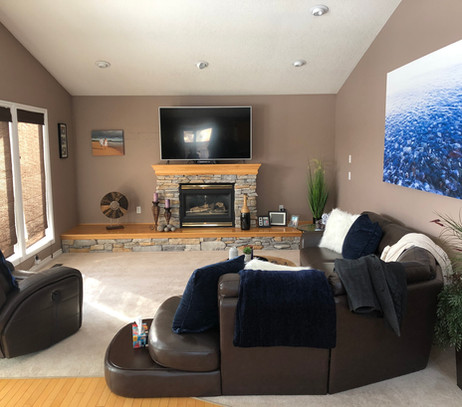 Living Room Before 1