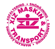Logga XIZ Maskin & Transport AB