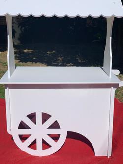 Mini Dessert Cart