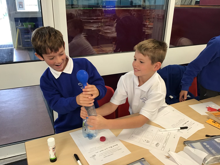 Year 4 Science - Gases