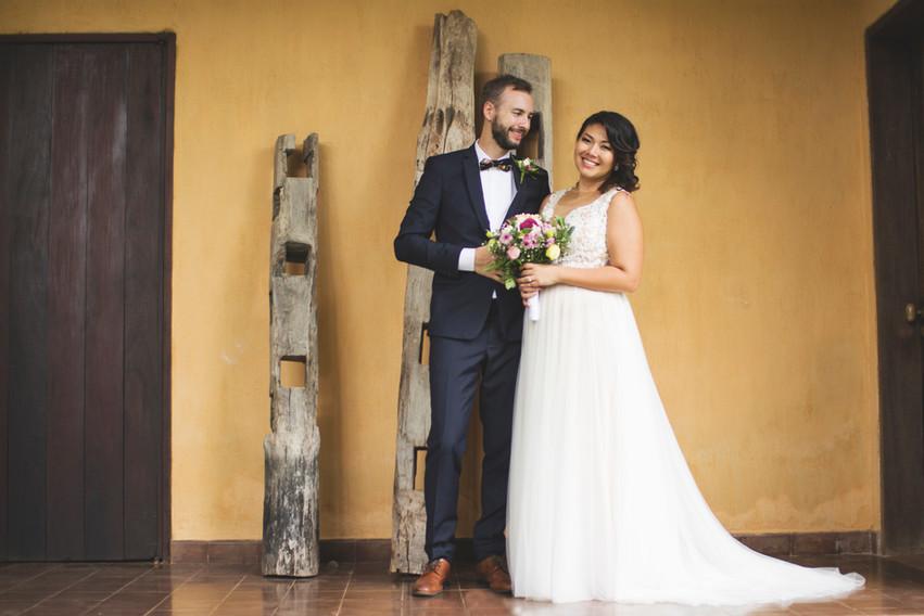 Luke & Julia Wedding