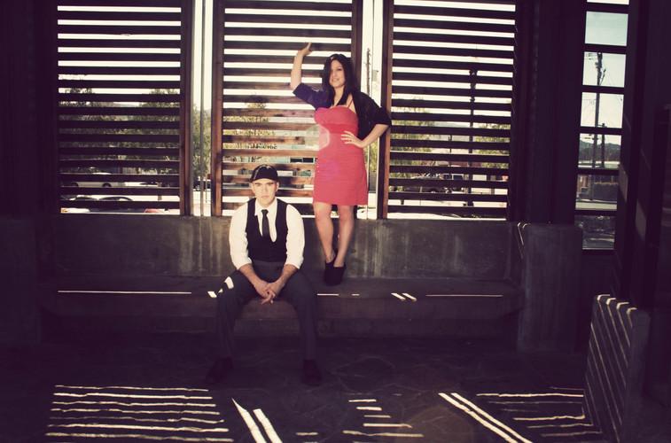 Jordan & Desiree