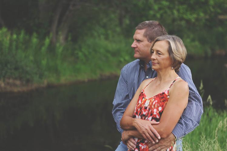 Steve & Lori