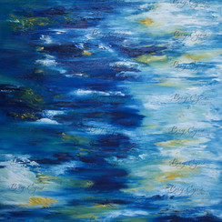 Oil on Canvas. 80/80cm. SOLD.