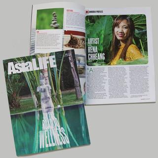 AsiaLife Cambodia May 2018