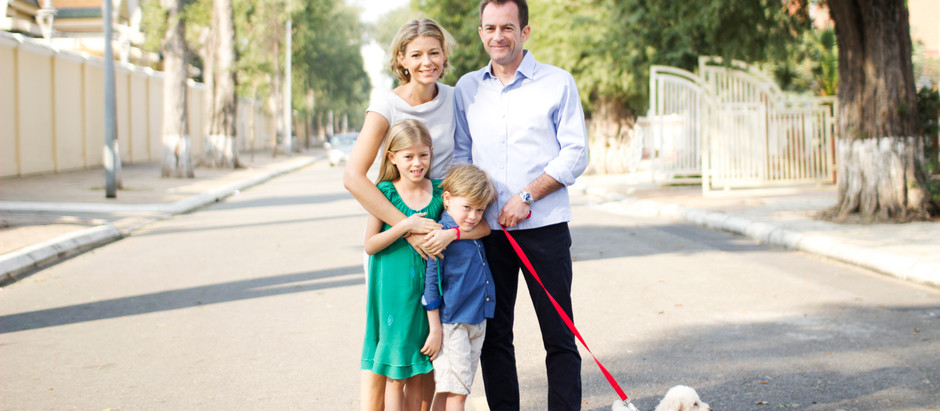 The Bigham Family