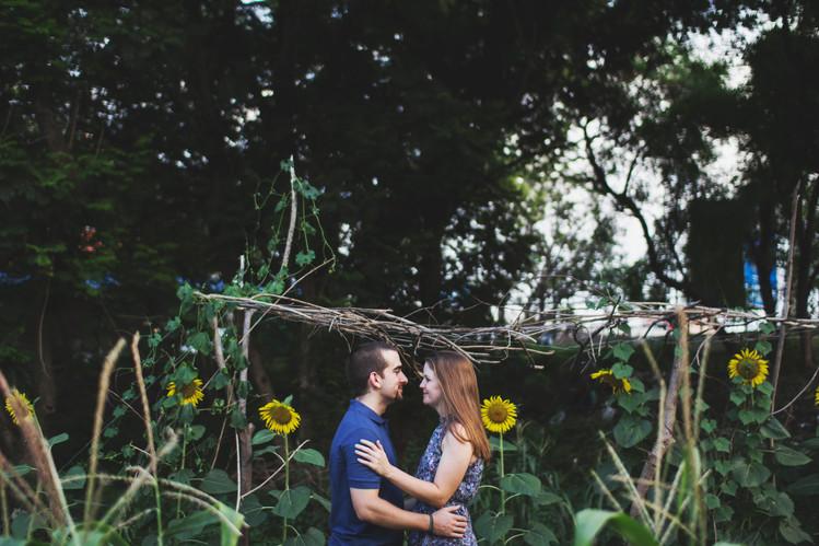 Robert & Caitlin